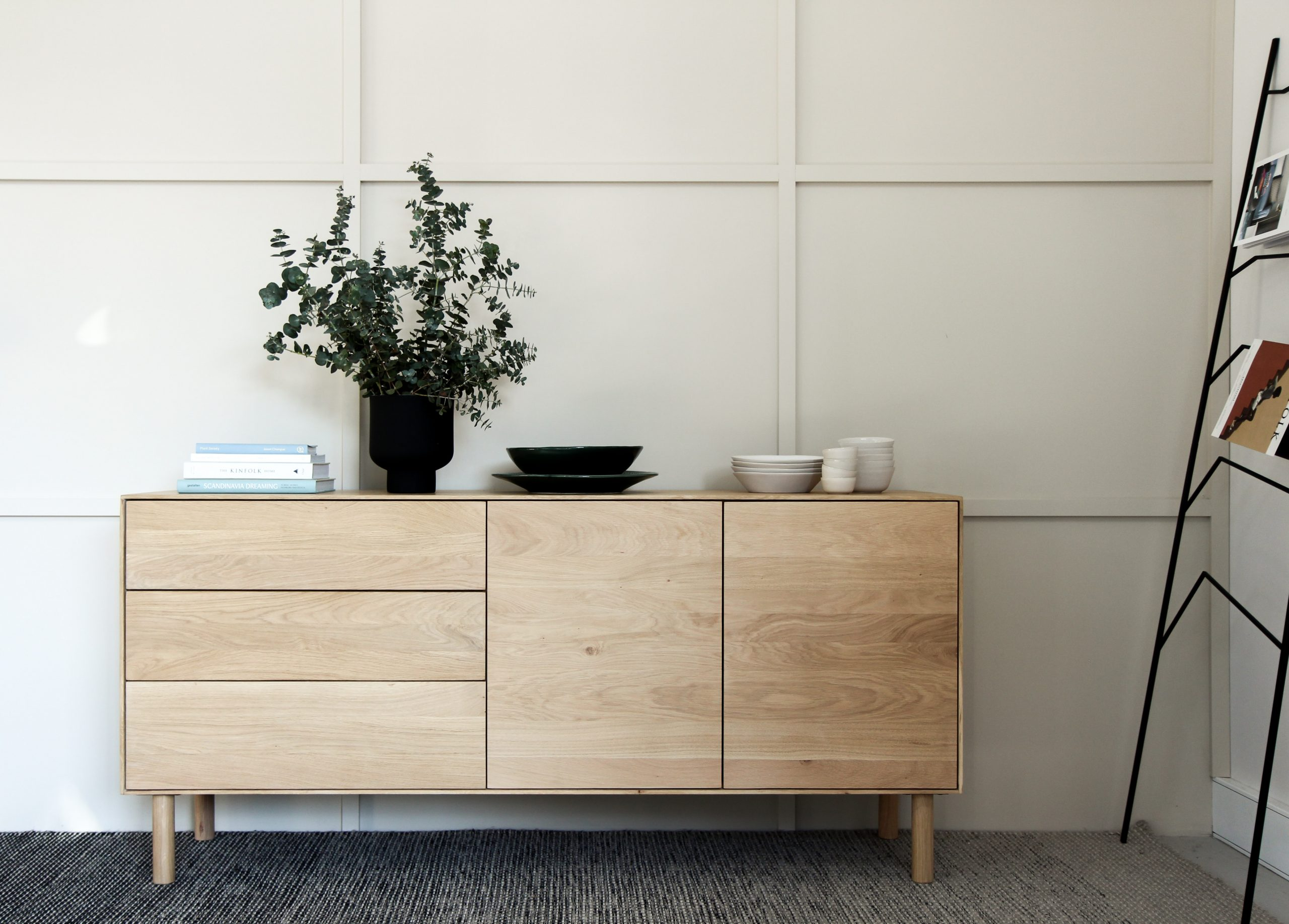 The Purposes of a Sideboard